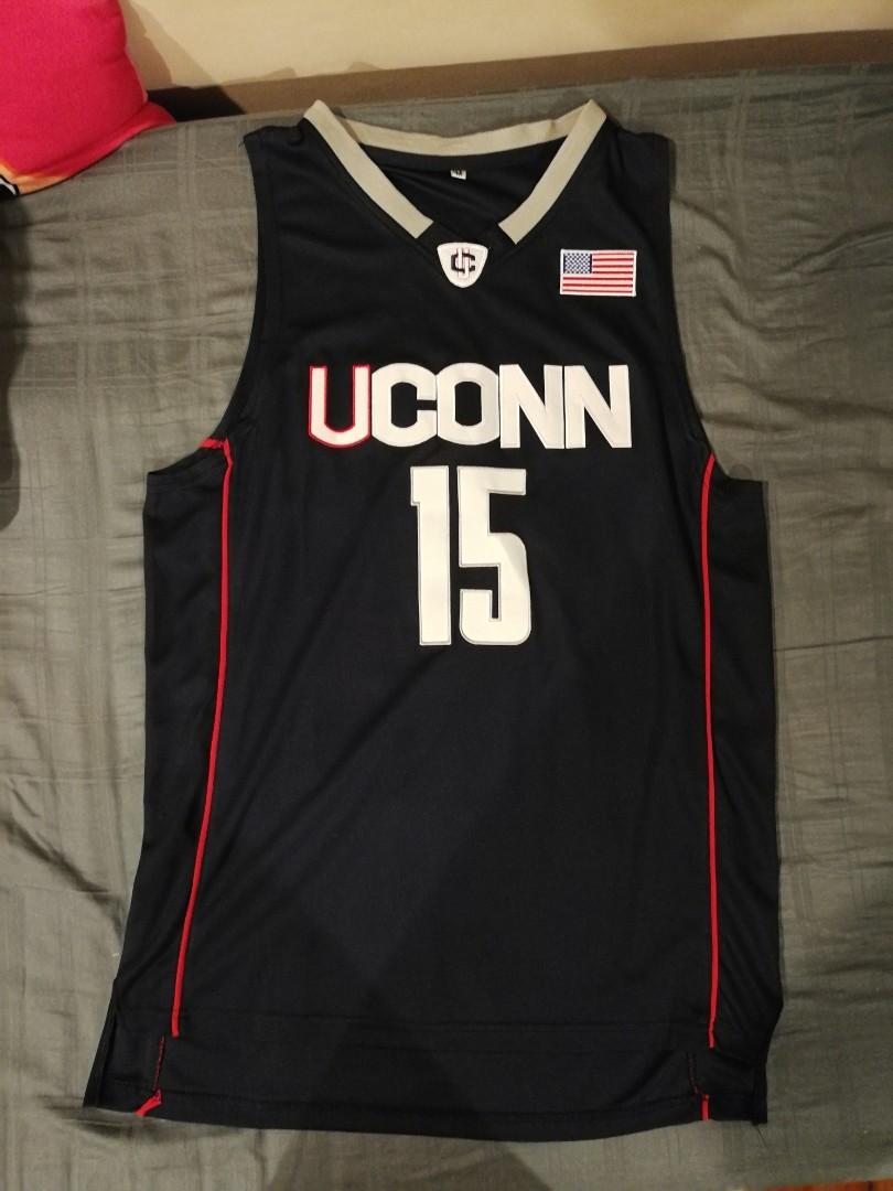 new styles 162cb 9a67c Kemba Walker Uconn jersey