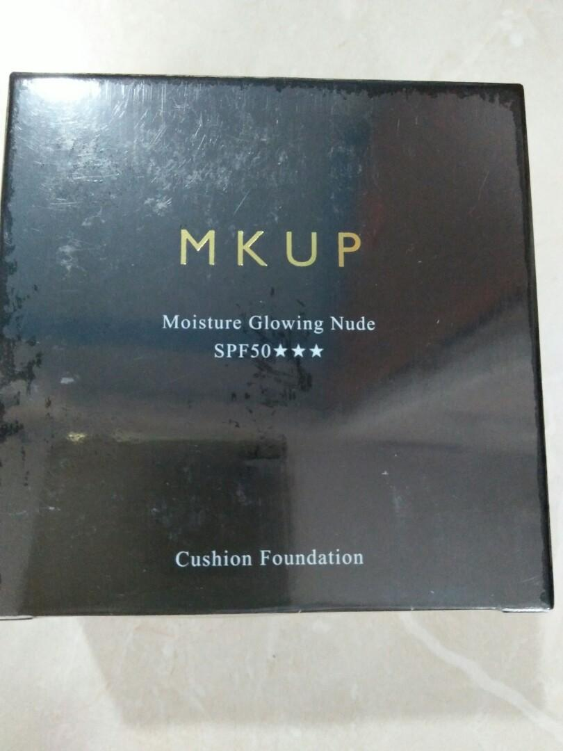 Mkup Moisture Glowing Nude SPF50 (Cushion Foudation)