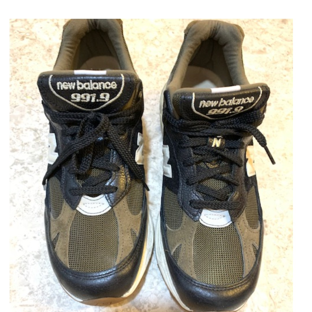 separation shoes 154fa 3466f NEW BALANCE 991.9, Men's Fashion, Footwear, Sneakers on Carousell