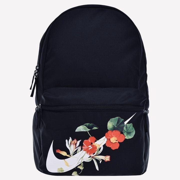 ffd697357b nike heritage flower backpack