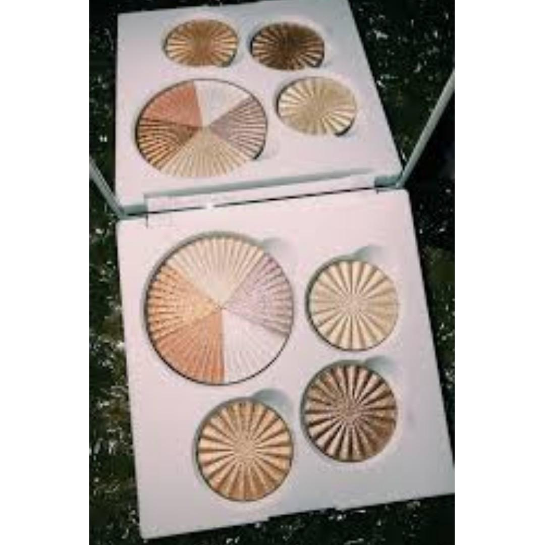 OFRA COSMETICS GLOW UP PALETTE BRAND NEW & AUTHENTIC [PRICE IS FIRM, NO SWAPS]