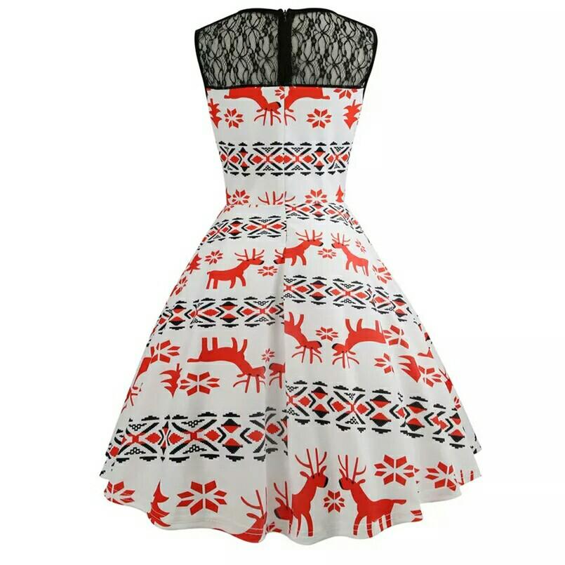 de61b4976ea5 Pink label vintage Christmas dress 🌲, Women's Fashion, Clothes, Dresses &  Skirts on Carousell