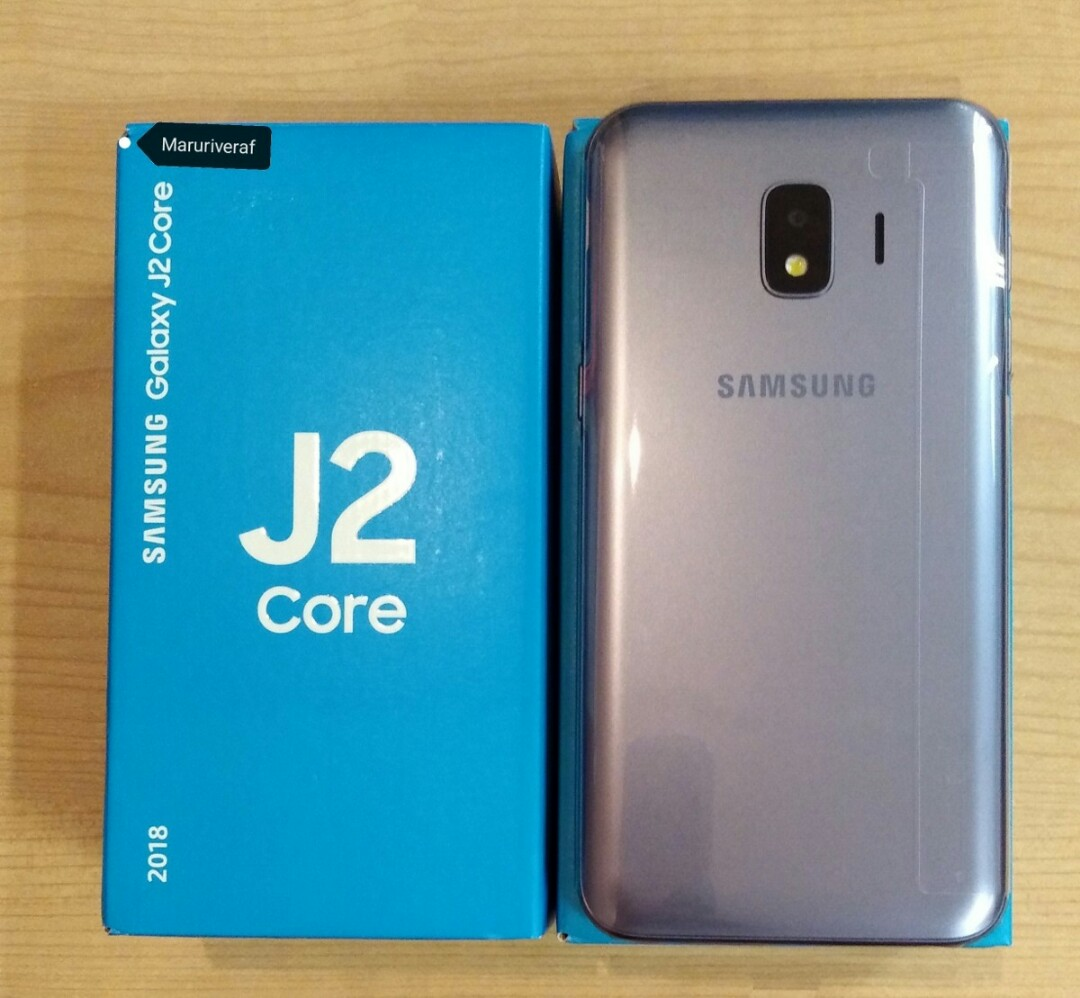 Samsung J2 Core Hanya Dp 450rb Proses 3 Menit Mobile Phones Tablets Android On Carousell