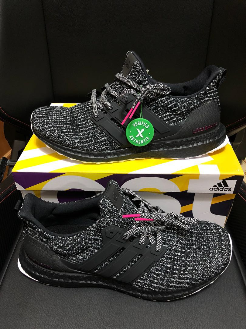 580d0f1942a2b UK 9 Adidas Ultraboost Breast Cancer Awareness