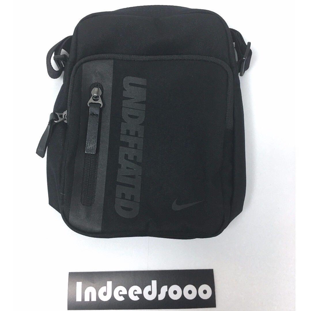 7ed50e4cd2 Undefeated x Nike tech side bag UNDFTD