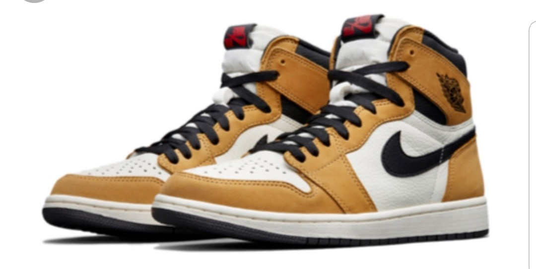 c6c64bf7cfb0ca WTS DS Nike Air Jordan 1 Rookie of the Year US11
