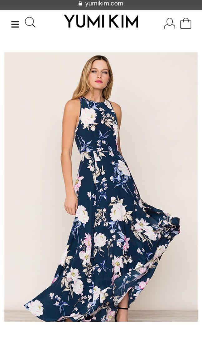 0fb89080bfe9 Yumi Kim Dream Maxi Dress