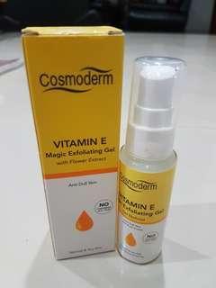 COSMODERM  Vitamin E Magic Exfoliating Gel 30ml#JunePayDay60