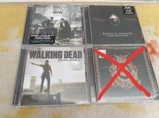 SELLING My old CD collection