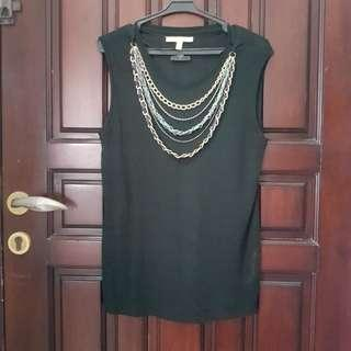 Necklace Top Zara