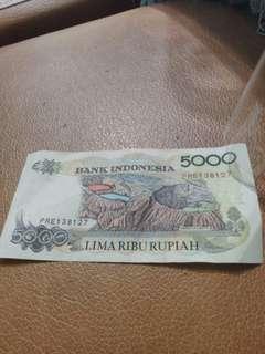 5000 taun 1992