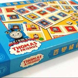 Thomas & Friends Mix N Match Board Game