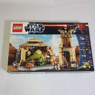 Lego Star Wars 9516 Jabba Palace Brand NEW