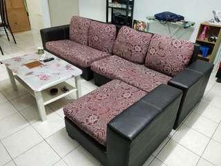 Big Sofa L Shape