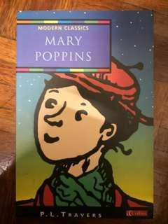 Marry Poppins by P. T. Travers