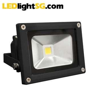 10W LED Flood light IP67 Waterproof Ehite Floodlight 1yr Warranty (Taiwanese LED chip)