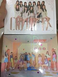 [ON HAND] IZONE Color*IZ album