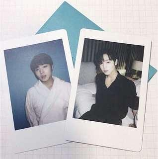 [lf/wtb] jihoon popup store polaroid