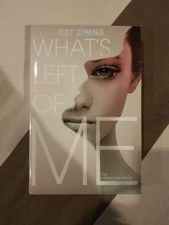 What's Left of Me by Kat Zhang (Paperback)