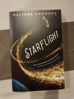 Starflight by Melissa Landers (Paperback)