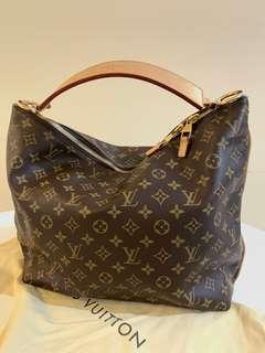 (Preowned) LV sully mm bag monogram