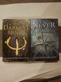 The Darkest Minds + Never Fade by Alexandra Bracken (Paperback)