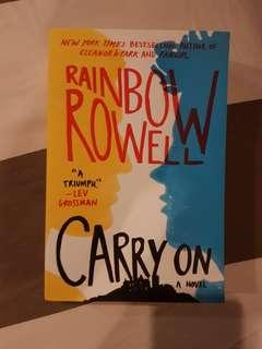 Carry On by Rainbow Rowell (Paperback)