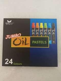 Unicorn Oil Pastels