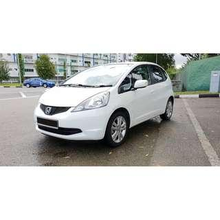 Honda Jazz 1.3A - Private Hire Ready
