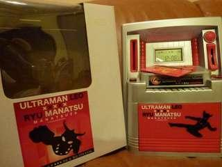 Ultraman LEO xxxxx RYU Manatsu ATM 櫃員機儲金箱