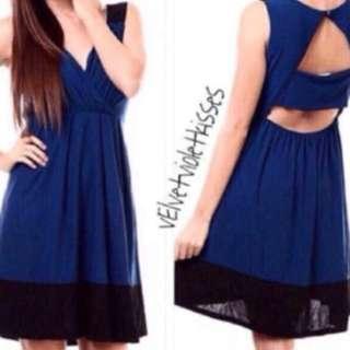 Tracyeinny cutout dress