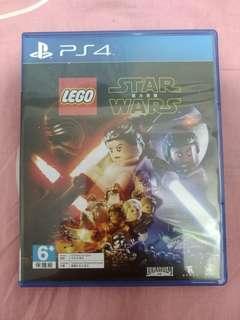 PS4 Lego Star Wars The Force Awakens 星球大戰 原力覺醒