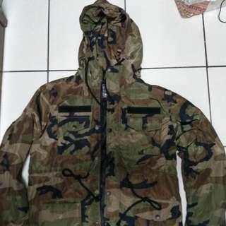 迷彩防風M65外套