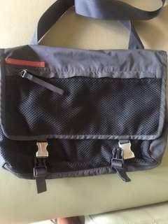Authentic prada sports sling crossbody sling bag