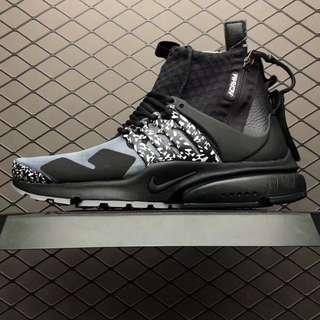 cheap for discount 70872 56bc9 ACRONYM® x NikeLab Air Presto Mid AH7832-001