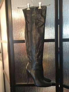 ALDO leather boots