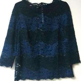 PROMOD LACE BLOUSE