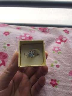 6ct ring size 5