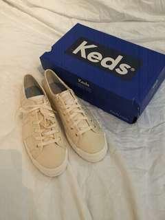 KEDS TRIPLE!! Not vans adidas mk coach nike