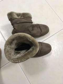 Used boots for sale!