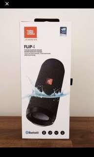 JBL Bluetooth speaker Flip 4