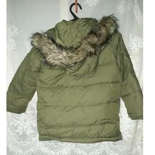 Gap Winter Bubble Jacket