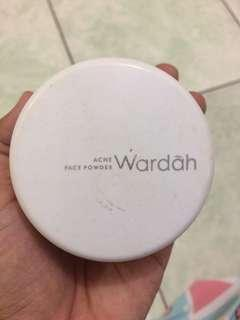 Wardah Acne Face Powder - Bedak Tabur