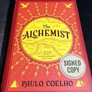 The Alchemist (Signed 25th ed)