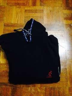 Kangol sweater ( black )