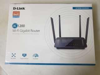 D Link unifi router