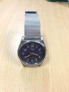 Vintage Seiko 5 Watch