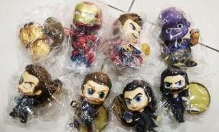 Avengers Cosbaby Bundle Set - Non Hot Toys
