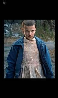 Stranger Things Eleven Costume P850