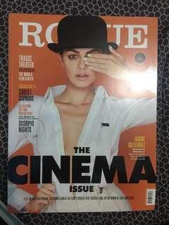 Rogue Magazine (Janine Gutierrez cover)